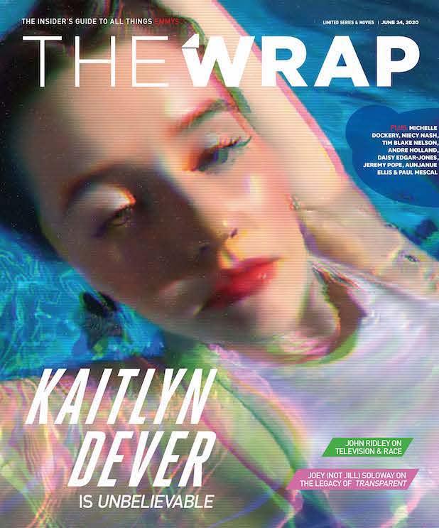 EmmyWrap Kaitlyn Dever