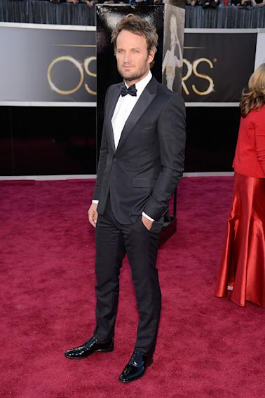 85th Annual Academy Awards - People Magazine Arrivals: Jason Clarke