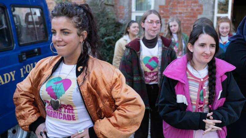 Derry Girls Netflix