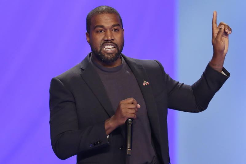 Election 2020 Wisconsin Kanye West