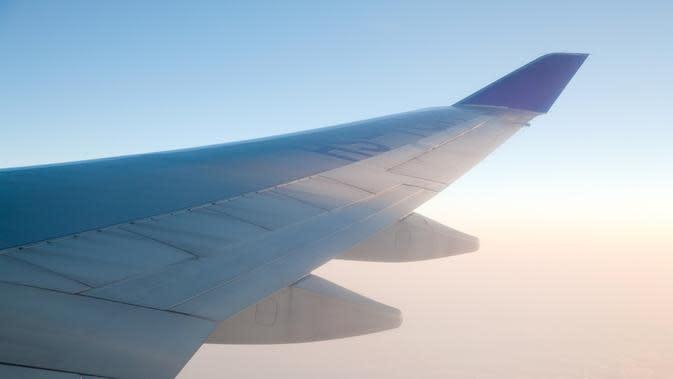 Pesawat Kloter Kedua WNI dari Natuna Lepas Landas Menuju Halim Perdanakusuma