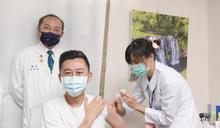 新竹市長林智堅接種COVID-19疫苗 呼籲共同施打構築防護網