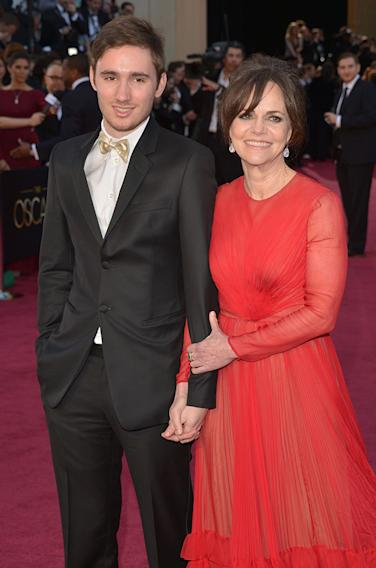 85th Annual Academy Awards - Arrivals: Sam Greisman and Sally Field