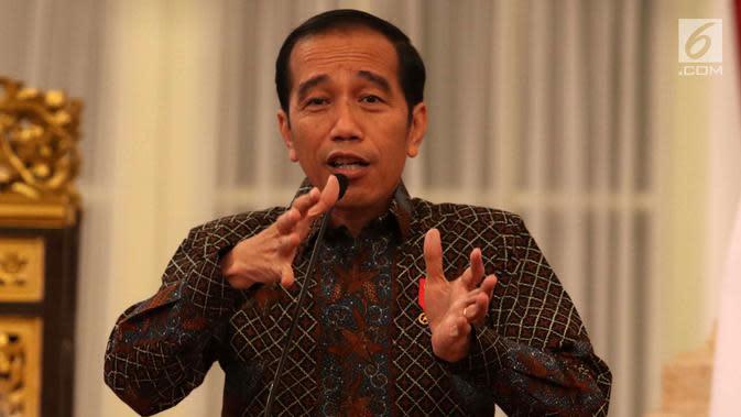 DemiInvestasi, Jokowi Tak Masalah Namanya Dicatut