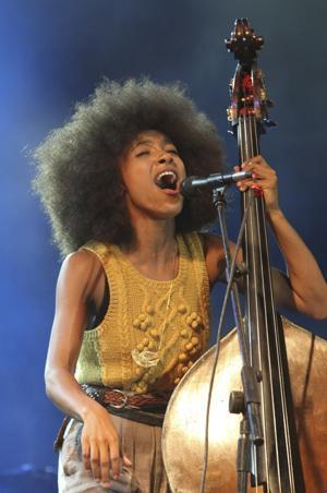 Esperanza Spalding Says Grammys Is Not A Competition