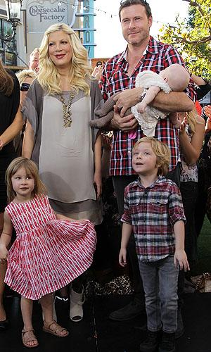 Tori Spelling: I'm Pregnant With My Fourth Child