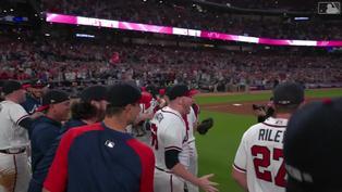 當幸福來敲門!Will Smith飆三振率勇士拿下國聯冠軍戰門票【MLB球星精華】20211013
