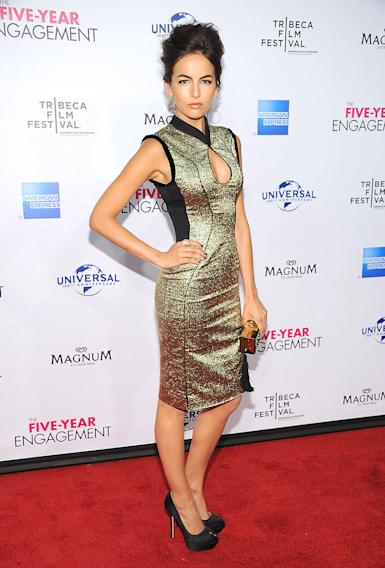 """2012 Tribeca Film Festival - """"The Five Year Engagement"""""""
