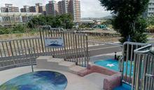 促進三峽國光社宅繁榮 社區公園及道路闢建完成