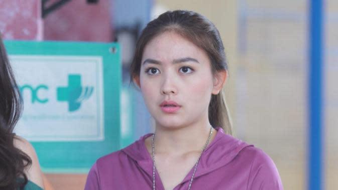 Adegan sinetron Cinta Karena Cinta di SCTV (Dok Sinemart)