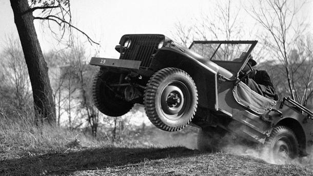 August 1: The Jeep was born on this date in 1941