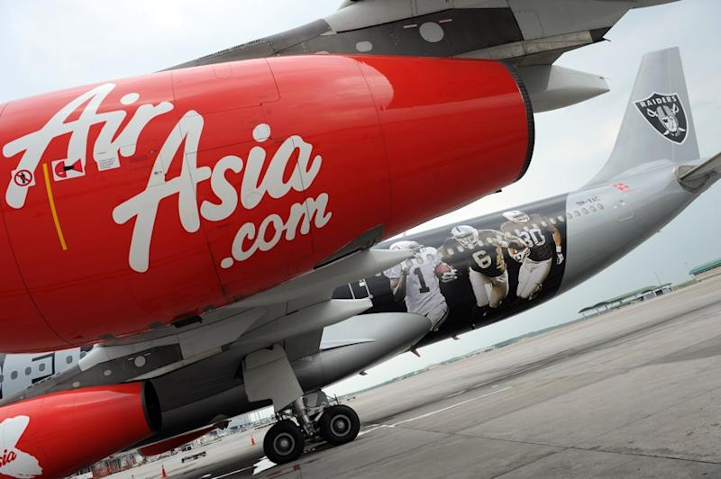 A report stated that AirAsia had already suspended all its flights to Nepal since October 13 last year with around 350 million rupees pending dues to be paid to TIA. — AFP pic