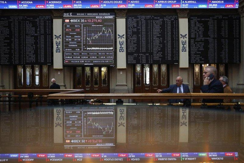 Saham Spanyol berbalik melemah, indeks IBEX 35 tergerus 0,64 persen