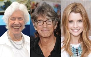 Frances Sternhagen, Eric Roberts, and Joanna Garcia Are About to Provide Guest Services