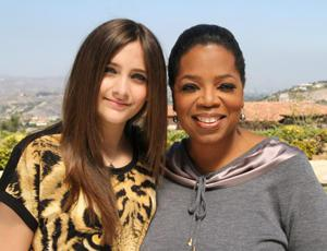 Paris Jackson Discusses Her Childhood With Oprah Winfrey