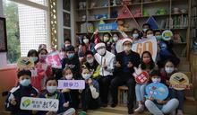 新店國小AI圖書夢想館 刷臉借書超方便