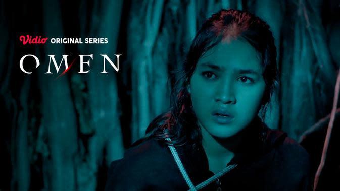 Erika (Cut Syifa) mulai menemukan titik terang pelaku kejahatan Eliza. (Credit: Vidio).
