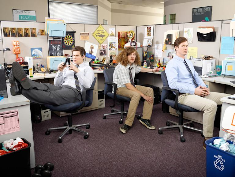Workaholics (Comedy Central, 1/16)
