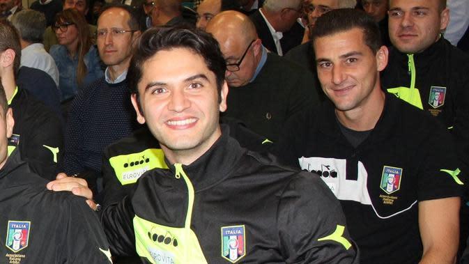 Wasit Liga Italia dan Pacarnya Tewas Ditusuk, Dendam Pribadi atau Ada Motif Lain?