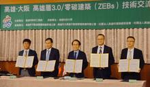 代表台灣呼應環保少女 林欽榮聯手日本:高雄轉型增加綠化