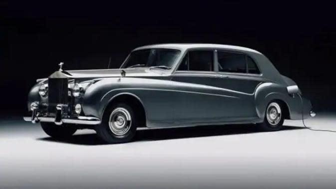 Rolls Royce Bidik Pasar Mobil Listrik, Model Pertama Tiba 2030
