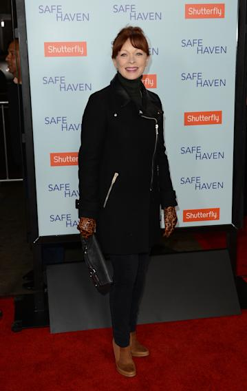 "Premiere Of Relativity Media's ""Safe Haven"" - Arrivals"
