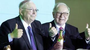 巴菲特+查理蒙格 誰能接班史上最強「投資組合」?