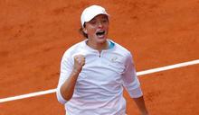 法網/19歲波蘭女將奪冠 大滿貫賽第一人