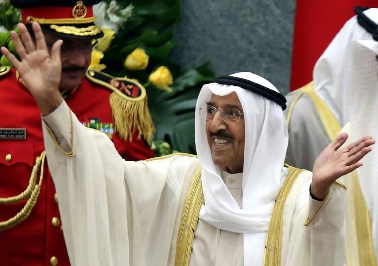 Kuwait's emir Sheikh Sabah dies in US hospital at 91
