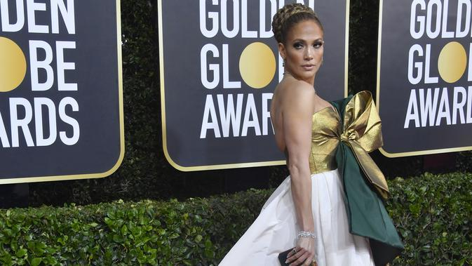 Jennifer Lopez. (FRAZER HARRISON / GETTY IMAGES NORTH AMERICA / AFP)