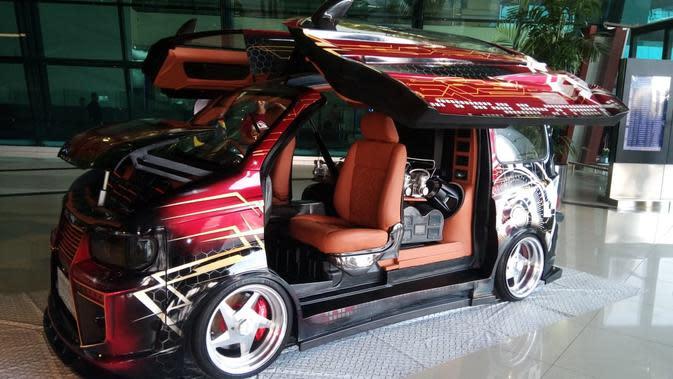 Regulasi modifikasi kendaraan bermotor di indonesia masih for Regalasi mobili