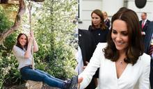 凱特王妃生3胎了,還是永遠的S號!「不復胖飲食法」加3大棒式,找回腹肌小蠻腰