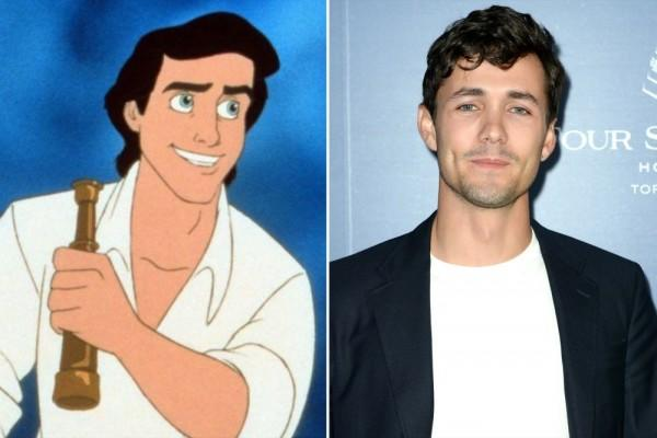 10 Potret Jonah Hauer-King, Prince Eric di Live Action Little Mermaid