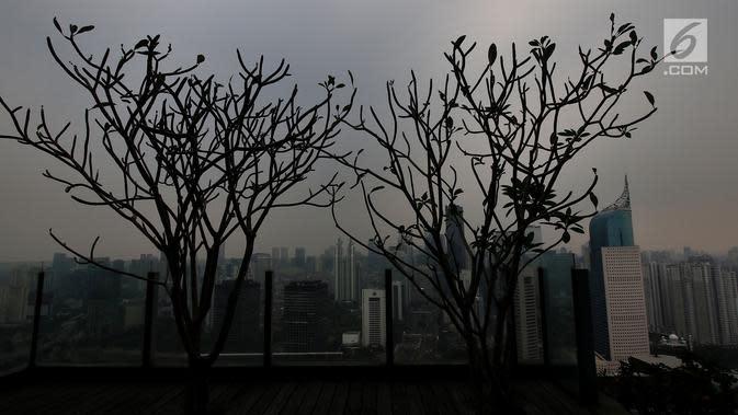 WFH Mampu Tekan Polusi Udara Jakarta, Benarkah?