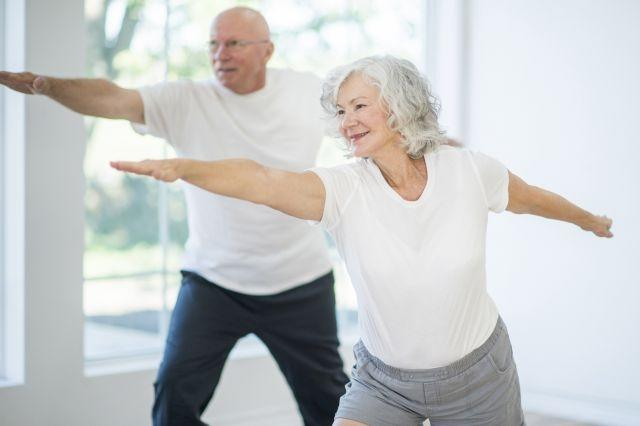 Relationships encourage older adults to maintain physical activity, key at this time