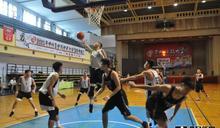 影/全民中州盃分齡籃球賽開幕 相信自己勇敢挑戰