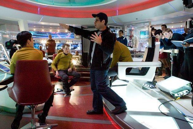J.J. Abrams grants Trekkie's dying wish to see 'Star Trek Into Darkness'