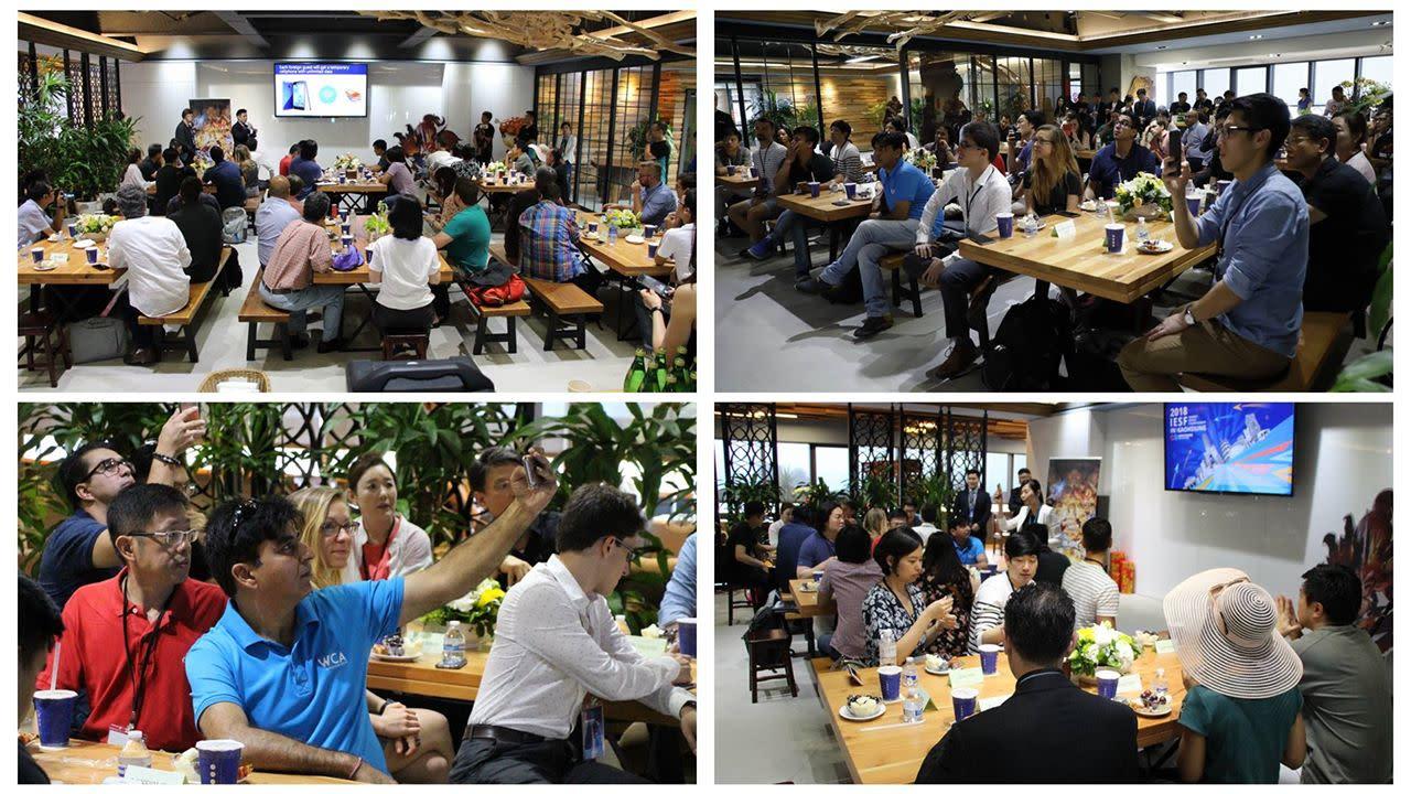 為籌備台灣首度舉辦的大型國際電競賽事,高雄市政府、CTESA及TESL 已於年初成立「IESF 專案小組」