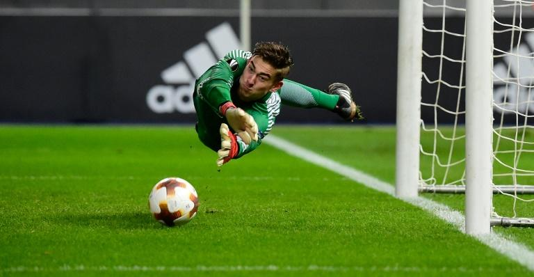 MLS Galaxy sign 'keeper son of ex-Germany coach Klinsmann