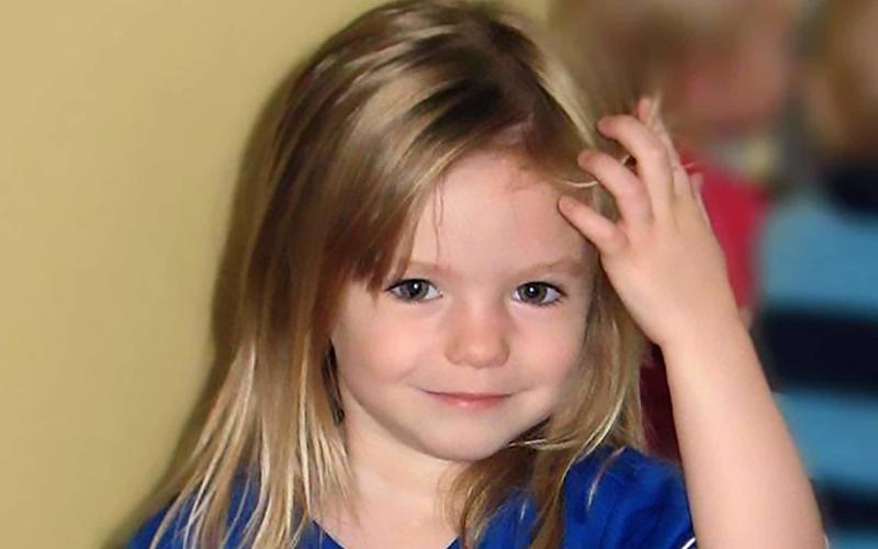 Madeleine McCann vanished from Praia de Luz, Portugal, in 2007