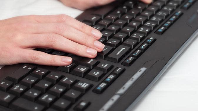 Tombol Keyboard (sumber: iStock)