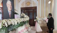 馬英九赴靈堂弔唁:李登輝主持國統會 為92共識奠定基礎