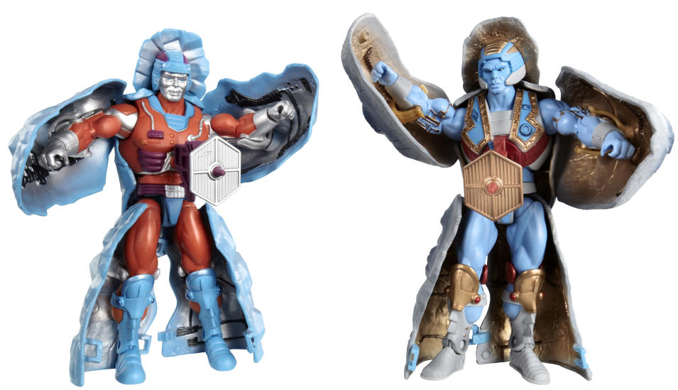 Masters of the Universe Classics Rokkon & Stonedar 2-Pack