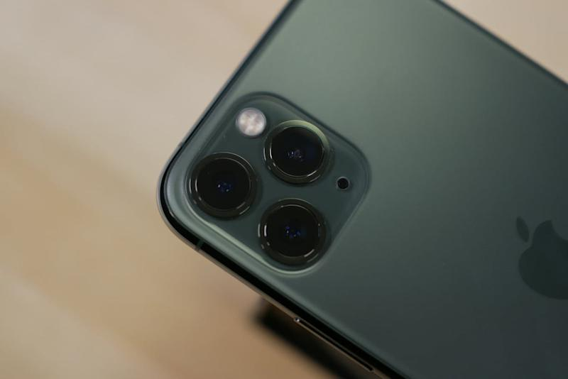 The iPhone 12 Pro camera may get sensor-shift stabilization and a larger sensor