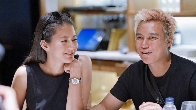 Paula Verhoeven dan Baim Wong (Sumber: Instagram/paula_verhoeven)