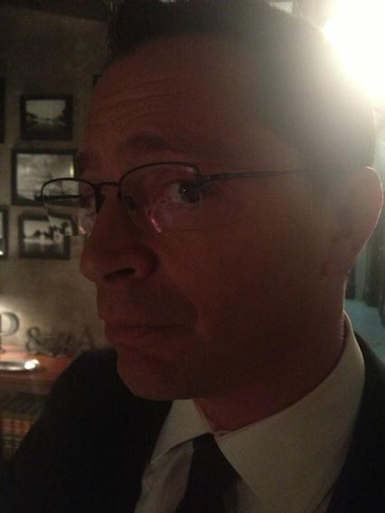 Close up of David. @JoshMalina #Scandal S3