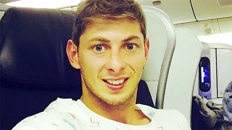 Emiliano Sala was 'abandoned' by Cardiff, says Willie McKay