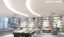 媲美五星飯店!最美國小圖書館在高雄