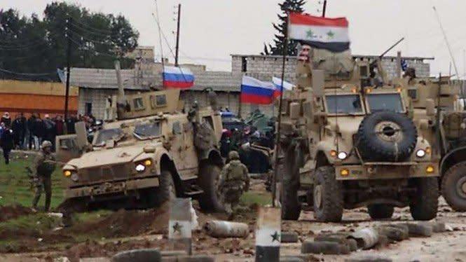 Suriah Memanas, Perang Pecah di Beberapa Kota