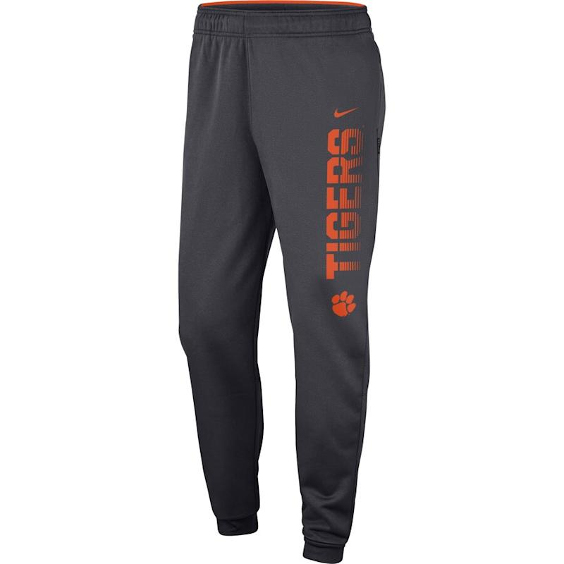 Clemson Tigers Nike 2019 Sideline Therma Performance Pants